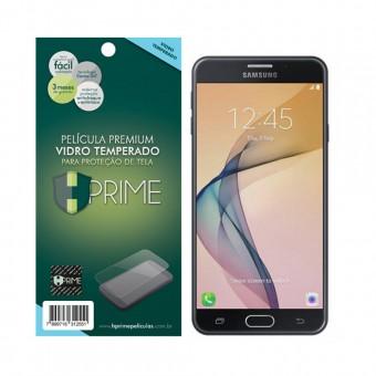 Película Vidro Temperado Premium HPrime Samsung Galaxy J7 Prime
