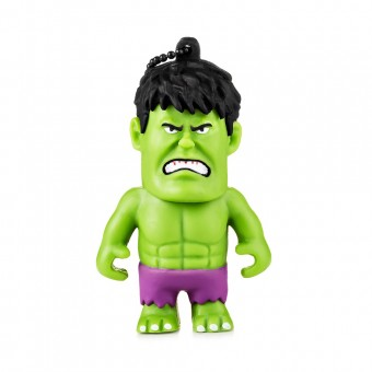 Pendrive Multilaser Marvel Vingadores Hulk 8GB PD082