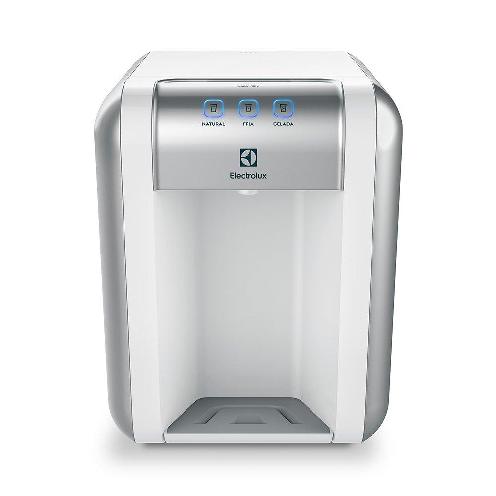 Imagem - Purificador de Água Electrolux Branco PE11B Bivolt com Painel Touch