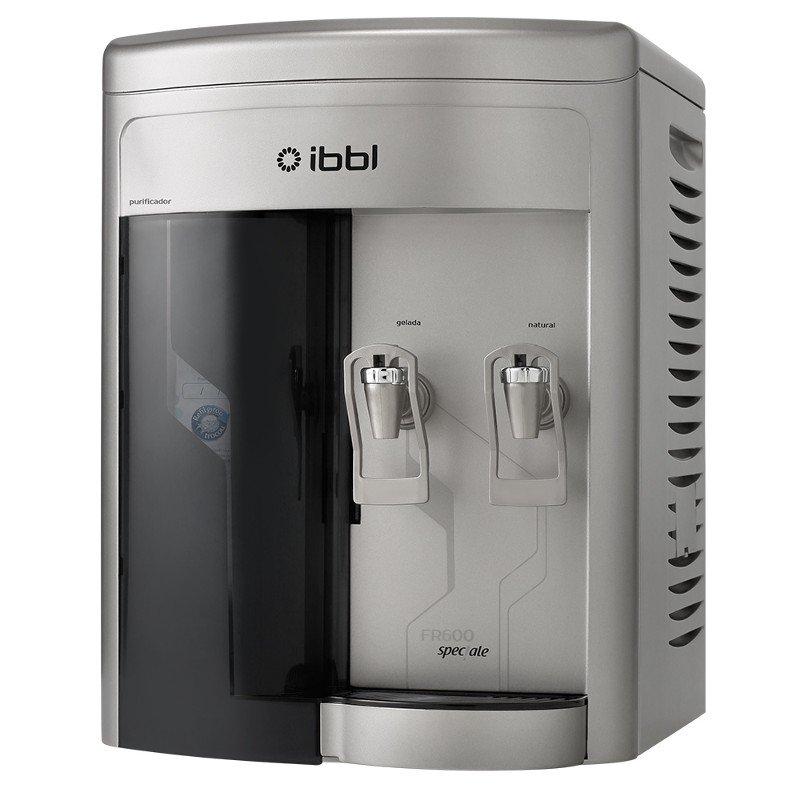 Purificador de Água IBBL FR600 SPECIALE Prata 127V