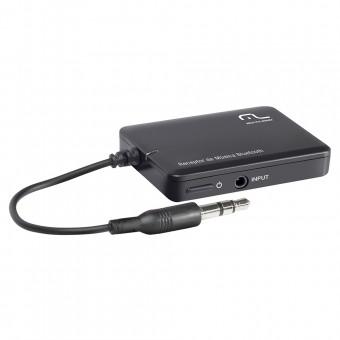 Receptor de Música Bluetooth Multilaser 10Mts P2 RE053