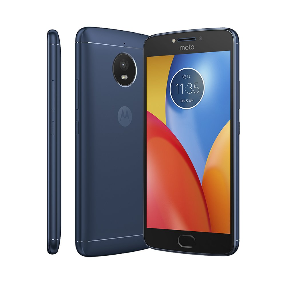Smartphone Motorola Moto E4 Plus XT1773 Azul Safira