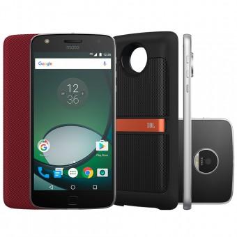 Imagem - Smartphone Motorola Moto Z Play Sound Edition XT1635-02 Preto