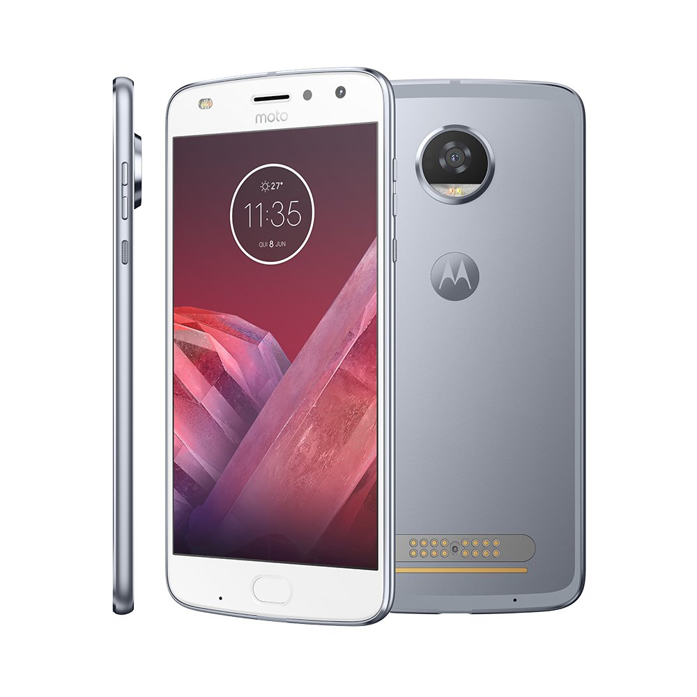 Smartphone Motorola Moto Z2 Play XT1710-07 Azul Topázio