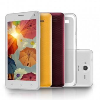 Smartphone Multilaser MS50 Colors Branco Dual P9002