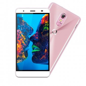 Smartphone Quantum MÜV PRO 16GB Rosa 4G