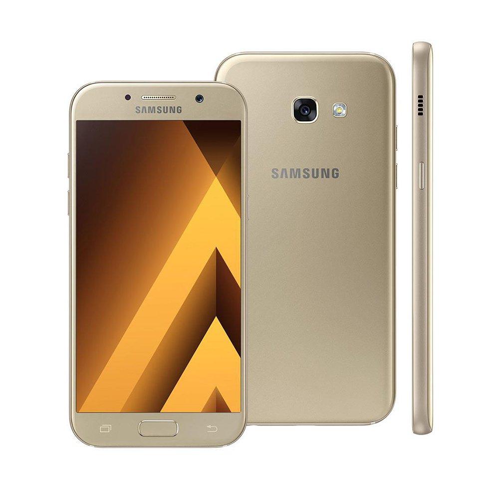 Smartphone Samsung Galaxy A5 Duos 2017 A520F Dourado