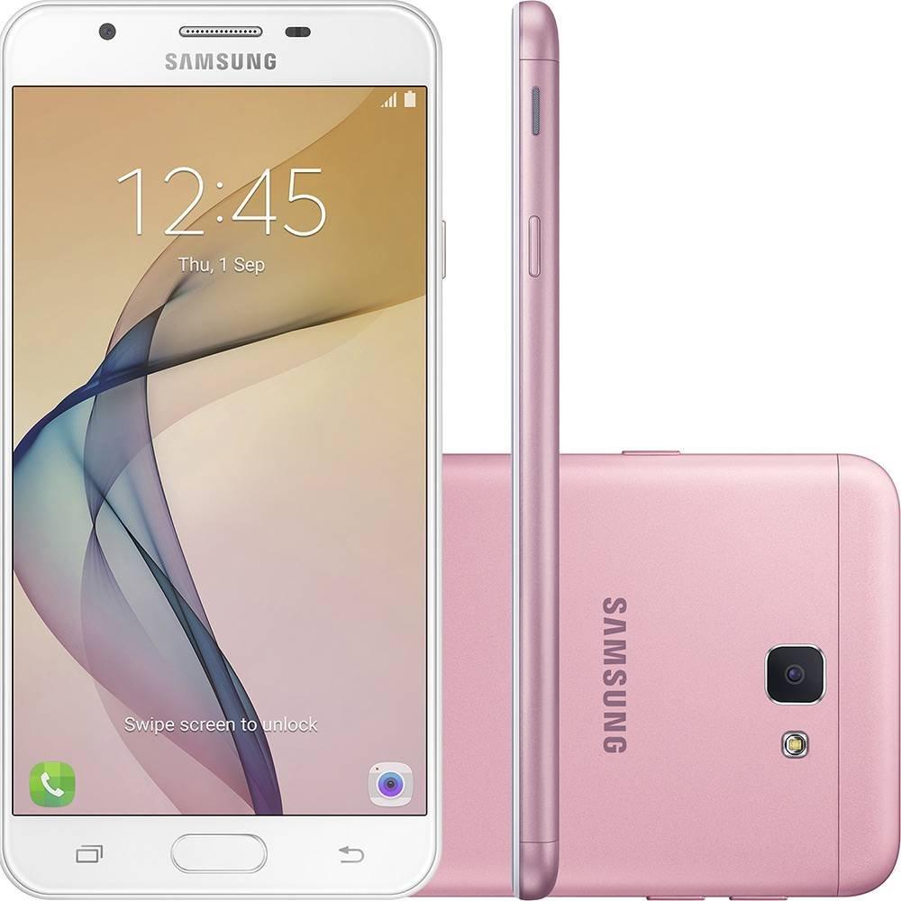 Smartphone Samsung Galaxy J7 Prime G610M Rose