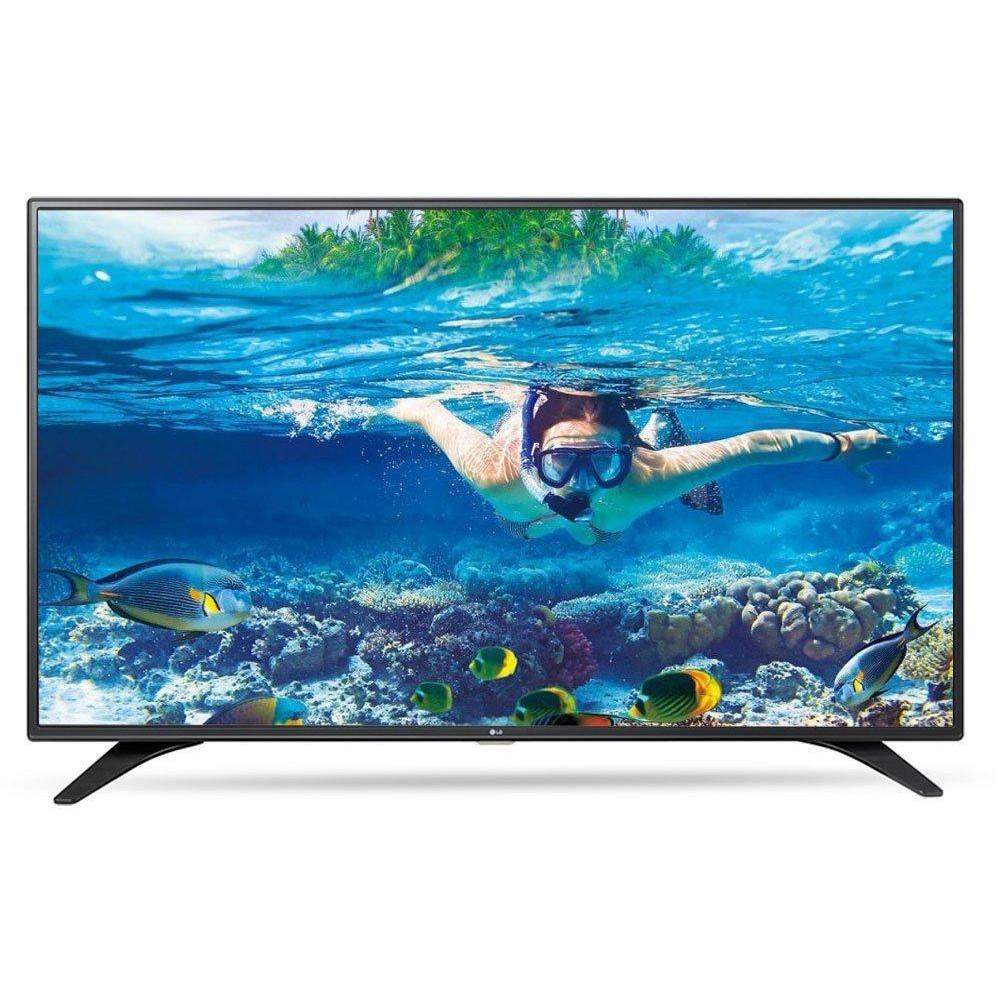 TV LG LED 49'' Full HD 49LW300C USB HDMI com Conversor Digital Integrado