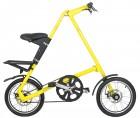Bicicleta Dobr�vel Amarela - Cicla