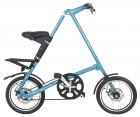 Bicicleta Dobr�vel Azul - Cicla