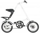 Bicicleta Dobr�vel Branca - Cicla