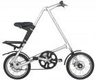 Bicicleta Dobr�vel Prateada - Cicla