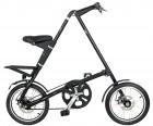 Bicicleta Dobr�vel Preta - Cicla