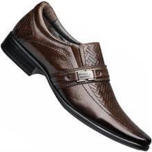 Sapato Pegada Mestiço Social S/ Cadarço Masculino