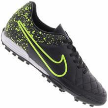 Chuteira Nike Tiempo Rio 2 TF Society Masculina