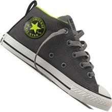 Tênis Infantil Converse All Star CT AS Street Mid Casual Masculino