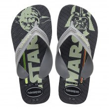 Chinelo Infantil Havaianas Max Star Wars Masculino