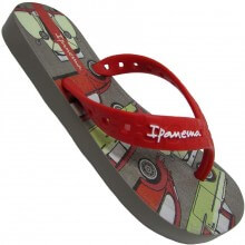 Chinelo Infantil Ipanema Friends Carros Masculino