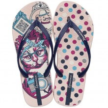 Chinelo Ipanema Sem Igual BE Yourself Feminino