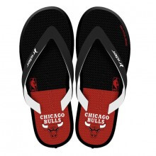 Chinelo Rider R1 NBA Chicago Bulls Masculino