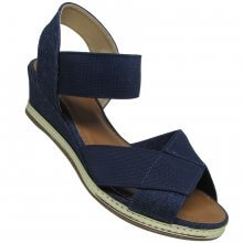 Sandália Via Scarpa Jeans London Feminina