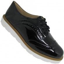 Sapato Marys Oxford Verniz Feminino
