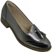 Sapato Modare Metalizado Feminino