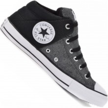Tênis Converse All Star CT AS Axel Mid Cano Médio Casual Masculino