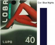Meia Calça Lupo Opaca Fio 40 5830 - Diversas Cores