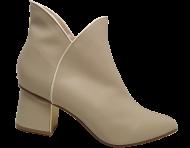 Bota Curta Werner 021503 Anke Boot Nude