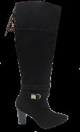 Bota Cano Longo Over Knee Numeração Especial Anaflex 183021A