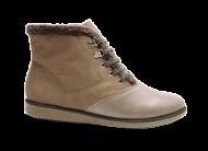 Bota Coturno Comfortflex Flatform Pelo 1770302