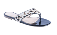 Chinelo Ana Paula Animal Print 7007