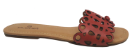 Chinelo Dudaiá 17329 Couro