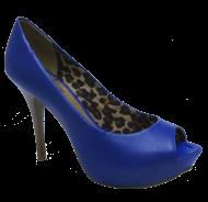 Sapato Peep Toe Lilys Closet 4700407