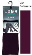 Meia Calça Lupo Fio 50 - Diversas cores