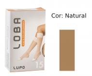 Meia Lupo Mini-Lu 3/4 com Ponteira Fio 15 5515