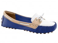 Mocassim Dakota B6853 azul