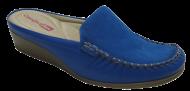 Mule Comfortflex 1493401 Azul