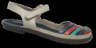 Sapato JGean AM0158 traseiro aberto