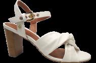 Sandália Branca Cristófoli 172381 Couro