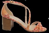 Sandália Floral Werner 906145