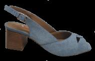 Sandália Feminina Di Mariotti 9224091 Jeans