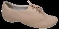 Sapato Oxford Comfortfex 1594406 Nude