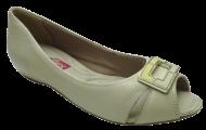 Peep Toe Comfortflex 1476402 Marfim