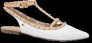 Chanel sapatilha Lilly's Closet 4701214 Branco