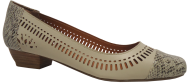 Sapato Di Mariotti 8440.200 Nude Numeração Grande