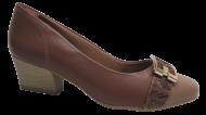 Sapato Comfortflex 1695302 Marrom