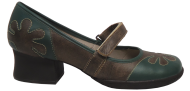 Sapato JGean AC0051 Conforto Estilo Boneca